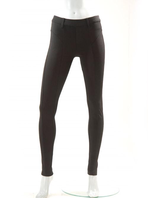 BLACK Ponti Pants M1132