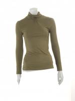 KAKHI Light knit Turtle neck W14